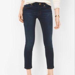 Michael Kors Izzy Skinny Jeans, Sz 10